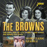 Browns - Two Complete Albums Plus Bonus 45 (Uk)