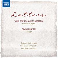 Fennessey / Chamber Choir Ireland / Irish Chamber - Letters