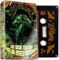 Rob Zombie - The Lunar Injection Kool Aid Eclipse Conspiracy [Black Cassette]