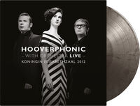 Hooverphonic - With Orchestra Live (Silver Marbled Vinyl) (Gate)