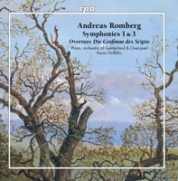 Romberg / Phion / Griffiths - Symphonies 1 & 3