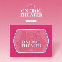 IZ*ONE - Iz*One Online Concert [Oneiric Theater] (incl. 2 Blu-Ray, Music CD, 140pg Photobook, 12pc Photocard Set, 12pc Mini Poster Set +