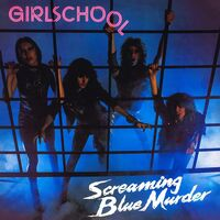 Girlschool - Screaming Blue Murder (Gate) [180 Gram]