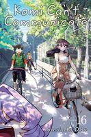 Oda, Tomohito - Komi Can't Communicate, Vol. 16