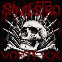 Siniestro - Vortexx (Transparent Red Vinyl)