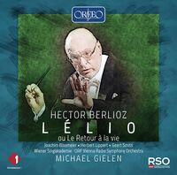 Berlioz / Wiener Singakademie / Gielen - Lelio