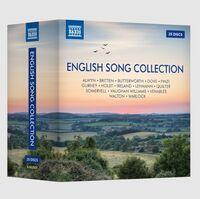 Naxos English Song Collection / Various - Naxos English Song Collection / Various
