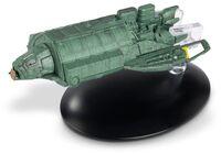Star Trek Starships - Star Trek Starships - Klingon Rebel Transport