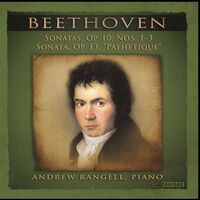 ANDREW RANGELL - Piano Sonatas