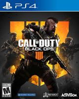 Ps4 Call of Duty: Black Ops 4 - Call of Duty: Black Ops 4 for PlayStation 4