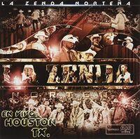 Zenda Nortena - En Vivo: Houston Tx