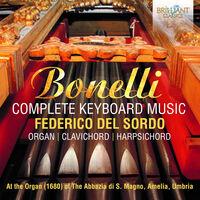 Federico del Sordo - Complete Keyboard Music