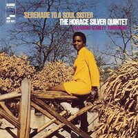 Horace Silver - SERENADE TO A SOUL SISTER (Japanese Reissue)