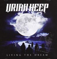 Uriah Heep - Living The Dream (Arg)