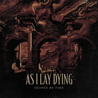 As I Lay Dying - Shaped By Fire [Beer / Black Splatter LP]