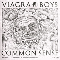 Viagra boys - Common Sense EP [Blue Vinyl]