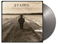 Staind - Illusion Of Progress [Colored Vinyl] [Limited Edition] (Slv) (Hol)