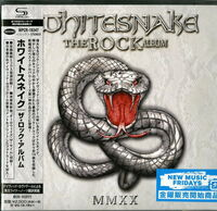 Whitesnake - The Rock Album [Import]