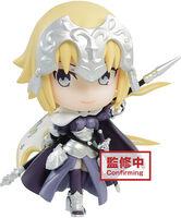 Banpresto - BanPresto - Fate/Grand Order Chibikyun vol.2 Ruler/Jeanne D'Arc Figure