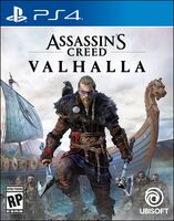 Ps4 Assassin's Creed Valhalla Limited Ed - Assassin's Creed Valhalla Day One Edition for PlayStation 4