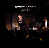 Hamilton Leithauser - Live! at Cafe Carlyle (Opaque White Vinyl)
