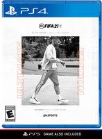 Ps4 FIFA 21 Ultimate Edition - Ps4 Fifa 21 Ultimate Edition