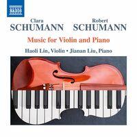 Schumann / Lin / Liu - Music For Violin & Piano