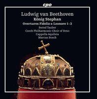 Beethoven / Tauber / Bosch - Konig Stephan