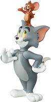Medicom - Medicom - Tom And Jerry UDF Series Jerry On Tom's Head Figure