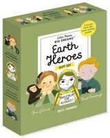 Vegara, Maria Isabel Sanchez - Little People, BIG DREAMS: Earth Heroes: Jane Goodall, Greta Thunbergand David Attenborough