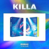 Mirae - Killa (incl. Photobook, Photocard, Standing Card, Postcard, Mirae Card + Photo Frame)