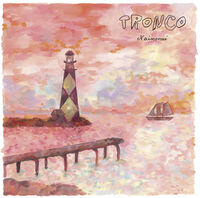 Tronco - Nainonai [Colored Vinyl] (Gate) [Limited Edition] (Red) [Download Included]