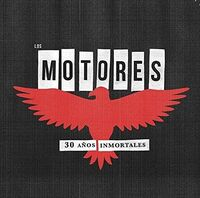 Los Motores - 30 Anos Inmortales (W/Cd) (Spa)