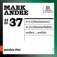 Andre / Arditti Quartet - Musica Viva 37