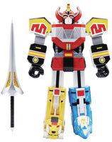 Mighty Morphin Power Rangers Super Cyborg Megazord - Mighty Morphin Power Rangers Super Cyborg Megazord