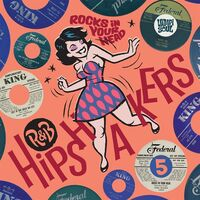 R&B Hipshakers Vol 5: Rocks In Your Head / Various - R&B Hipshakers Vol 5: Rocks In Your Head / Various