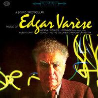 Edgard Varese - Complete Works Of Edgard Varese Vol 1 (Uk)