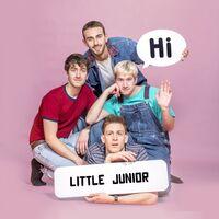Little Junior - Hi [Indie Exclusive Limited Edition Sea Foam Green LP]