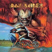 Iron Maiden - Virtual XI (Remastered)