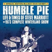 Humble Pie - Humble Pie: Life And Times Of Steve Marriott (3pc)