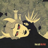 Blues Pills - Holy Moly! [Indie Exclusive Limited Edition Mustard W/ Black Swirl LP]