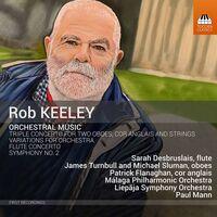 Paul Mann - Orchestral Music