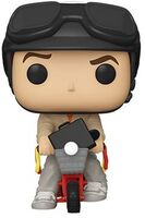 Funko Pop! Ride: - FUNKO POP! RIDE: Dumb & Dumber- Lloyd w/ Bicycle