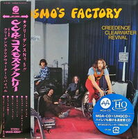 Ccr Creedence Clearwater Revival - Cosmo's Factory (Jmlp) (Ltd) (Hqcd) (Jpn)