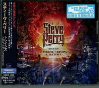 Steve Perry - Traces: Alternate Versions & Sketches [Import]