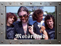 Motorhead - Visions Of Motorhead: Alan Perry / Tony Mottram (Photo Book)