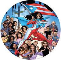 Stretch & Bobbito - Que Bonita Bandera [With Comic Book]