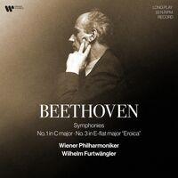 Wilhelm Furtwängler - Beethoven: Symphonies Nos. 1 & 3 'eroica' (1952)
