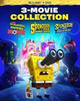 Spongebob 3-Movie Collection - The SpongeBob 3-Movie Collection
