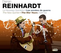 Django Reinhardt - Le Nouveau Quintette - Les Annees De Guerre 40-43